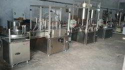 Automatic Milk Filling Machine