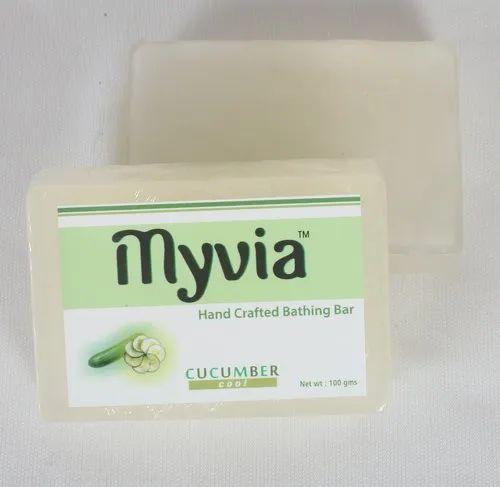 Cucumber Soap 100 Grams