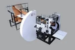 Brown Cover Making Machine Without Printing