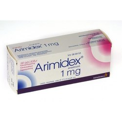 1 Mg Arimidex Anastrozol