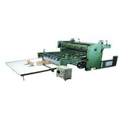 High Speed Rotary Sheet Cutting Machine