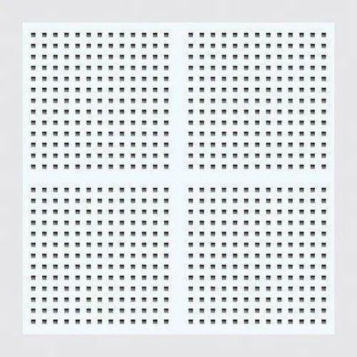 Sixteen Square Calcium Silicate Tiles