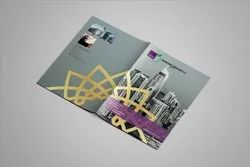 Brochure Graphic Designing Printing Services