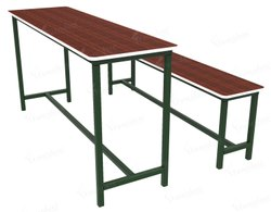 School Benches And Desks FU 201