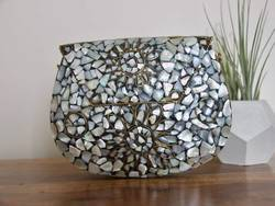 Mosaic Metal Clutches