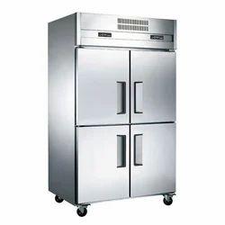 Static Laboratory Freezer & Refrigerator