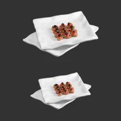 White Italian Platter