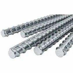 Mild Steel 10mm Agni FE 500D TMT bars, For Construction, 18 meter