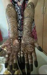 Wedding Bridal Mehandi Design Services