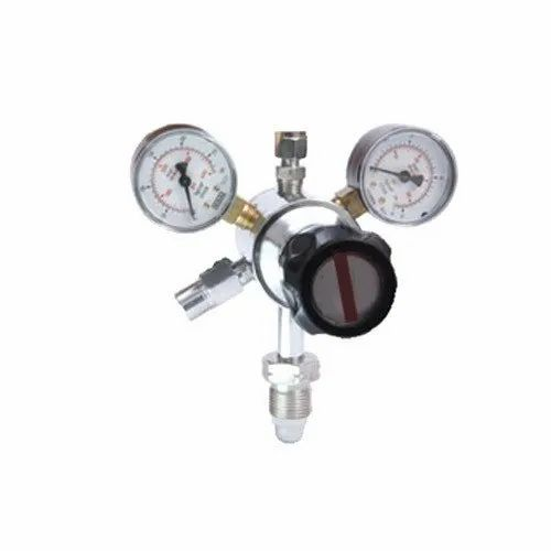 Double Stage High Pressure Gas Regulator