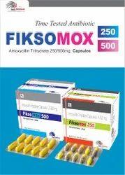 Amoxycillin 500mg Lactic Acid Bacillus 2.5 Million Spores