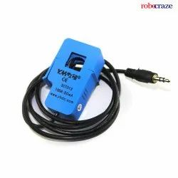 Robocraze YHDC SCT013 100A SCT-013-000 Non-Invasive AC Current Sensor Split Core Current Transformer