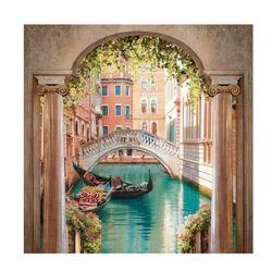 3D Venice Wallpaper