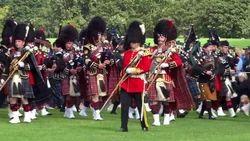 Bagpipe Band
