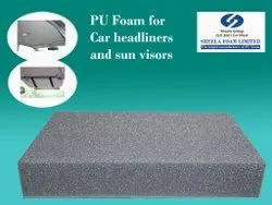 Sheela FR Foam for Roof-Line, Sun Visor, Side Wall And Seat Cover
