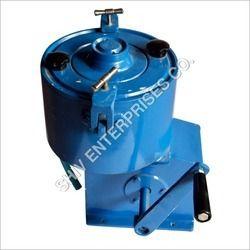 SHIV Bitumen Extractor (Hand Operated)