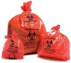 Biodegradable Bio Medical Waste Bag