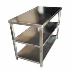 3 Shelves Working Table