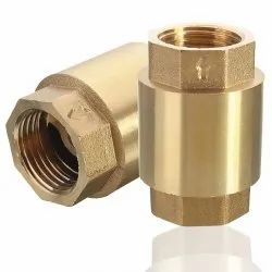 2 Inch Vertical Brass Valve