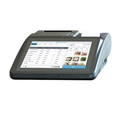 Nukkad Shops PRO Powerful Android POS Terminal With Printer