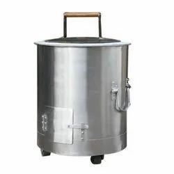 SS Tandoor Pot