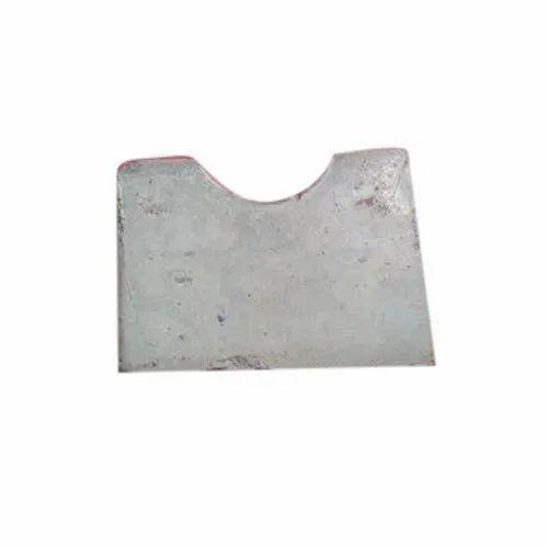 Grey Concrete Cover Block, Size: 2x1 inch