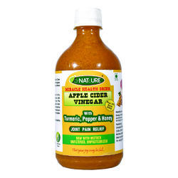 Joint Pain Relief Care - Apple Cider Vinegar, Turmeric, Pepper, Honey