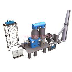 Wood Chips Fired Thermic Fluid Heater