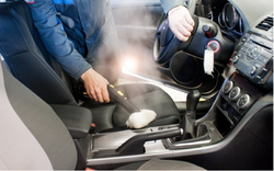 Car Interior Drycleaning Service