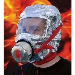 Safety Round Fire Escape Mask
