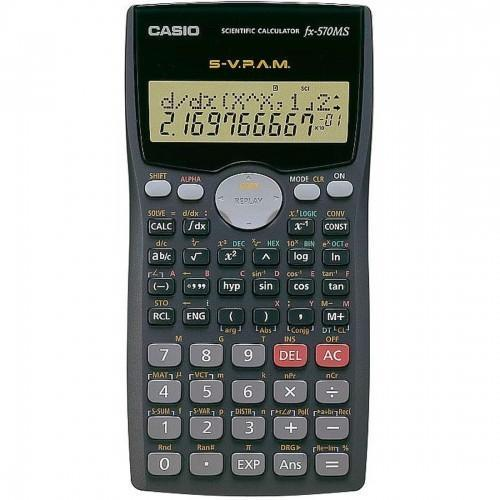 Standard Scientific Calculator