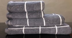 Zero Twist Bath Towels