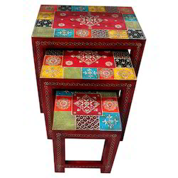 Wooden Decorative Tables
