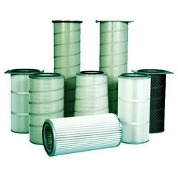 95 - 99.97 % United Make Fiberglass Cartridge Filters, Filtration Grade: Hepa Filter, Diameter: 2-5 Inch
