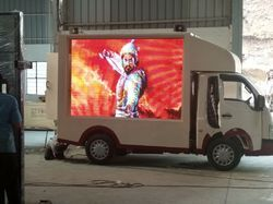 LED Van For RoadShow