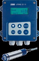 Online dissolved oxygen transmitter