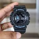 Black Sports Watches G-shock Watch, For Personal Use, Model Name/number: 787