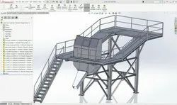 3D Mechanical Design and Drafting Services