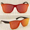 Orange Mercury Polarized Sunglasses