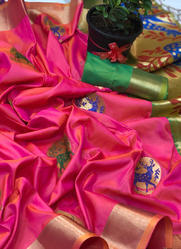 Non Catalogues Kanjivaram Silk Saree