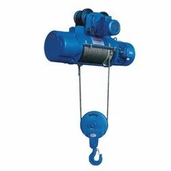 Electric Wire Rope Mechanical Hoist