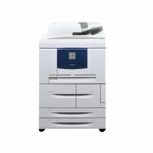 Xerox 4112 RC Photocopier Machine 13¿¿19 B/W