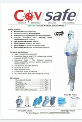 Reusable Personal Protective Equipment PPE Kit