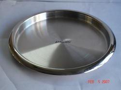Stallion Stainless Steel Serving Tray