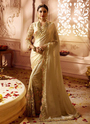 New Designer Multi Work Sarees for Wedding Function