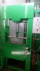 Hydraulic Power Press straightning