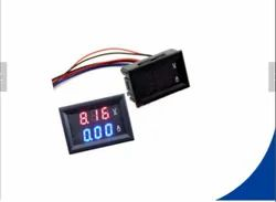 0.28inch 100V 100A Dual LED Voltmeter Ammeter Blue AND Red