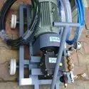 Hydrostatic Test Pumps 500 Bar