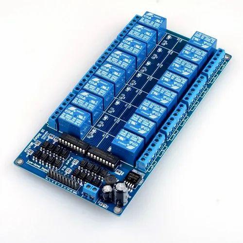 5V 16 Channel Relay Module