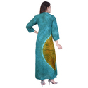 Long Length Shibori Kurti